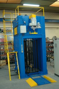 VERTICAL STATIC COILERS