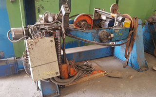 Double twist bunching machine 800 Cigiemme